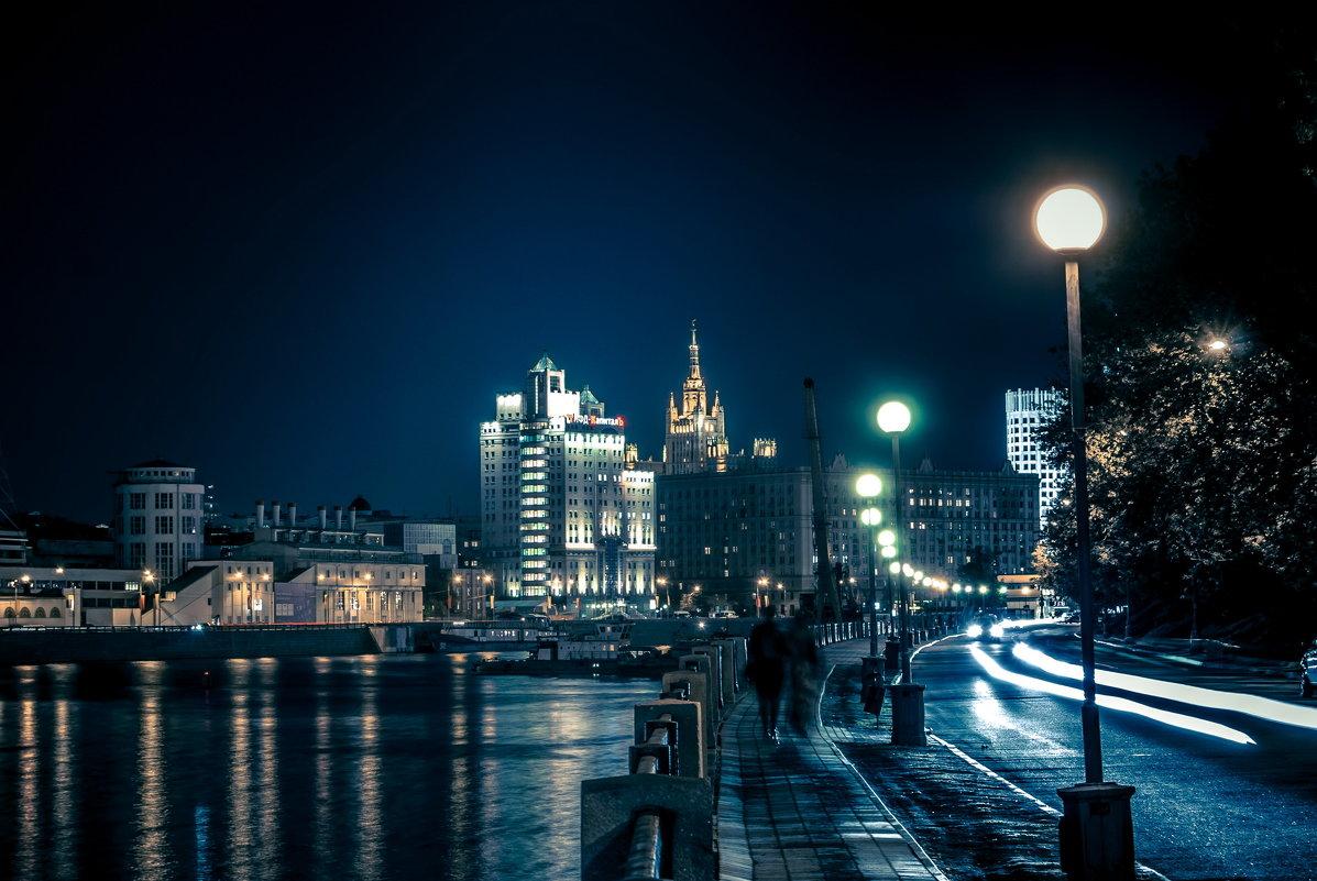 Вечерняя Москва. - Константин Железнов