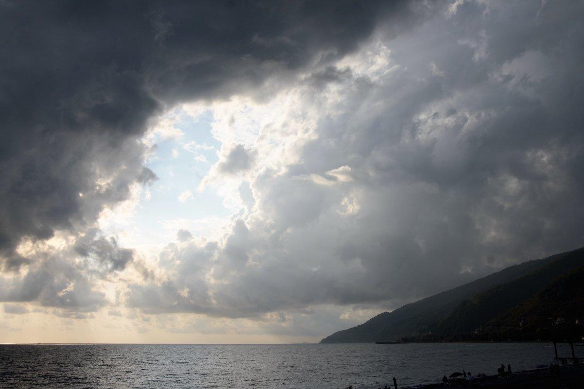 облака - Комаровских Владимир