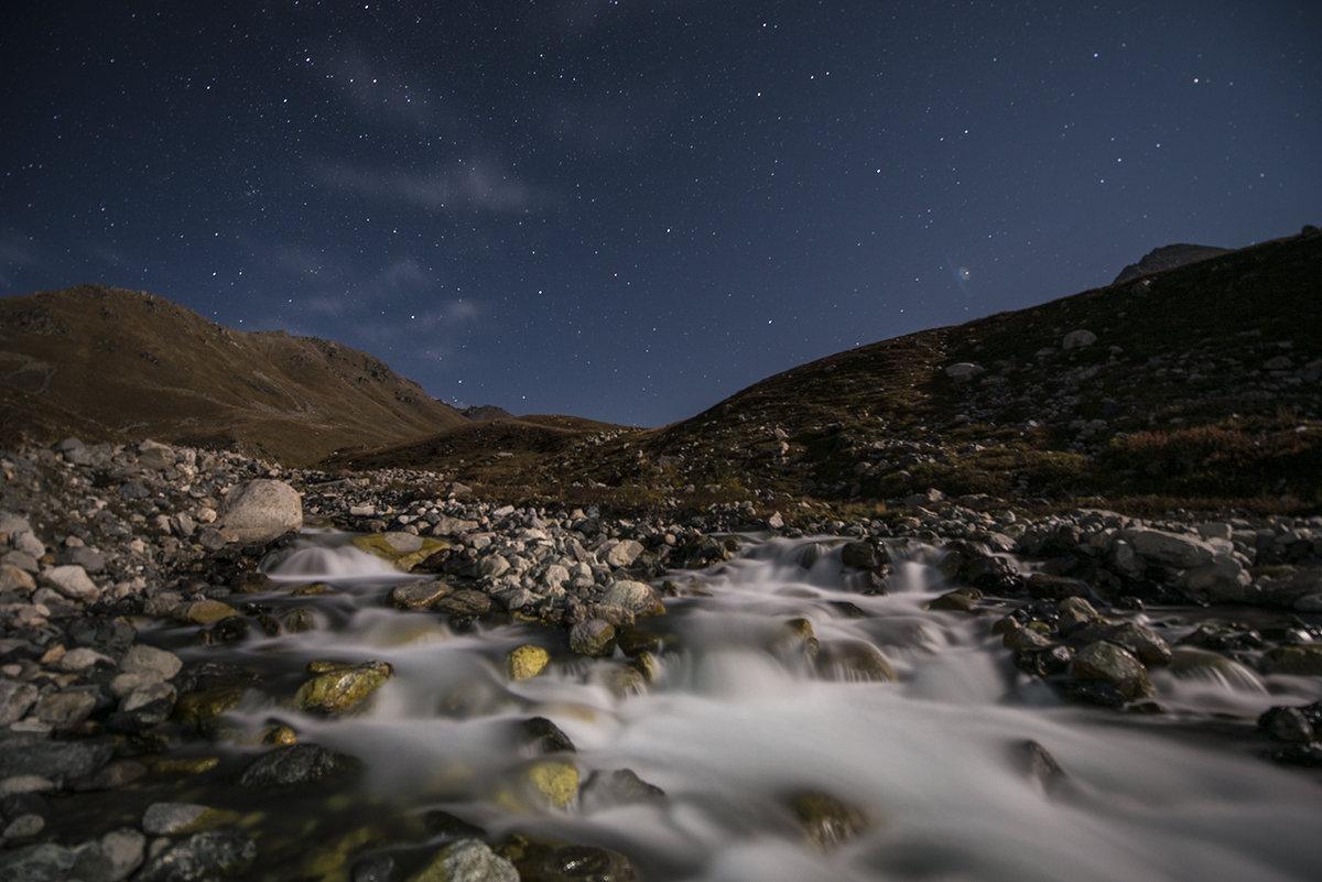 Лунная ночь. - Dmitriy Sagurov