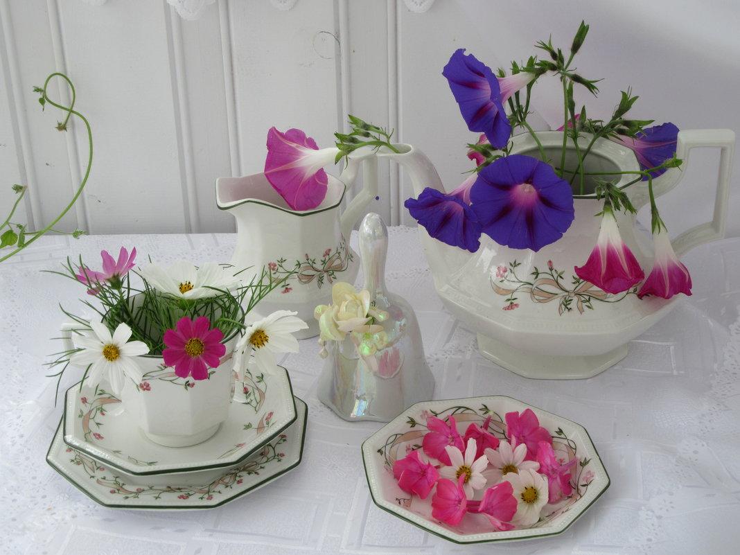Вместо чая и конфет... :) - Mariya laimite