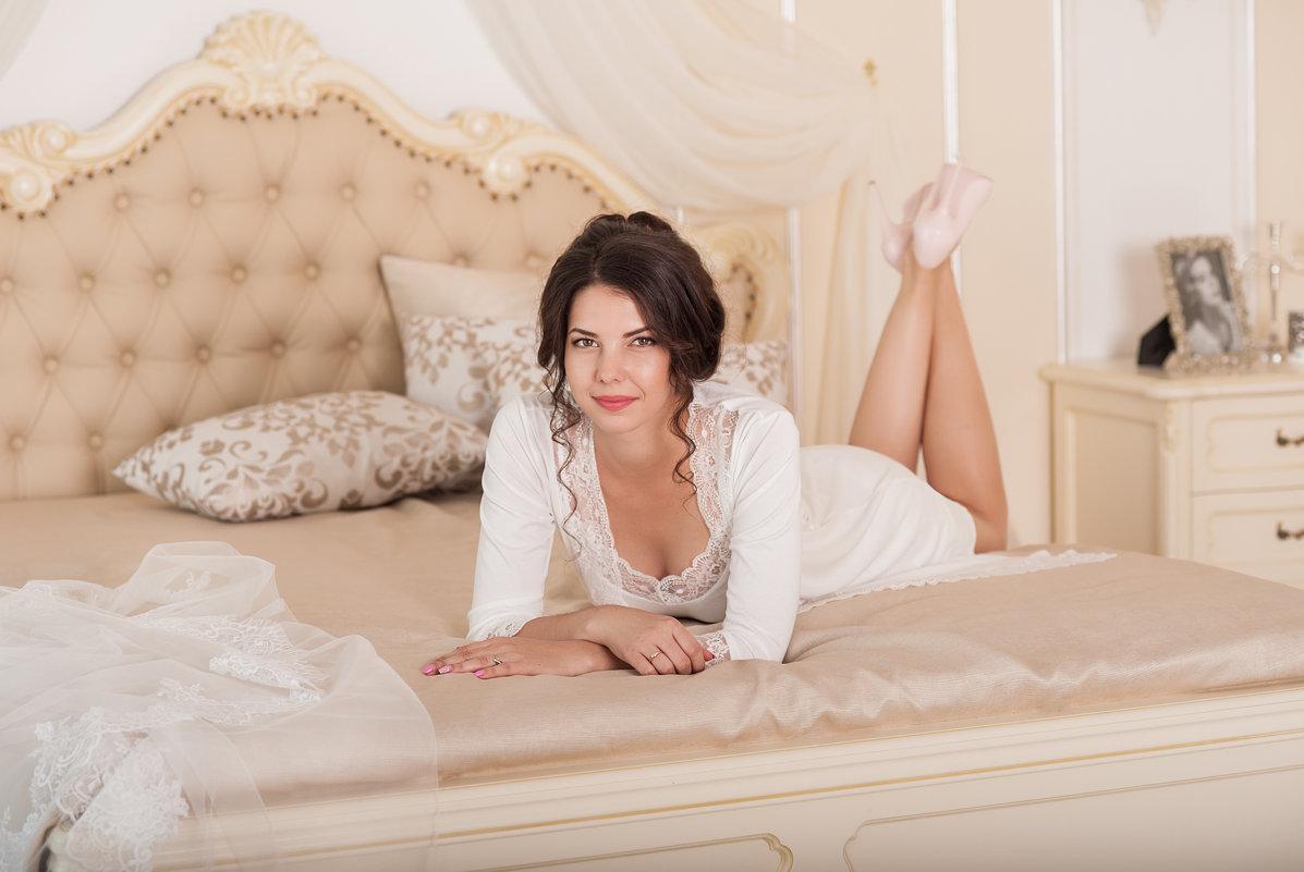 Утро невесты - Кристина Волкова(Загальцева)