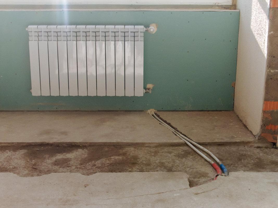 Радиатор отопления - Никола Н