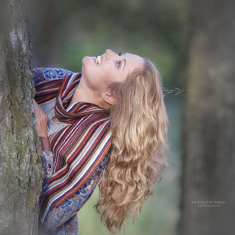 ...Наташа - Elena Tatarko (фотограф)