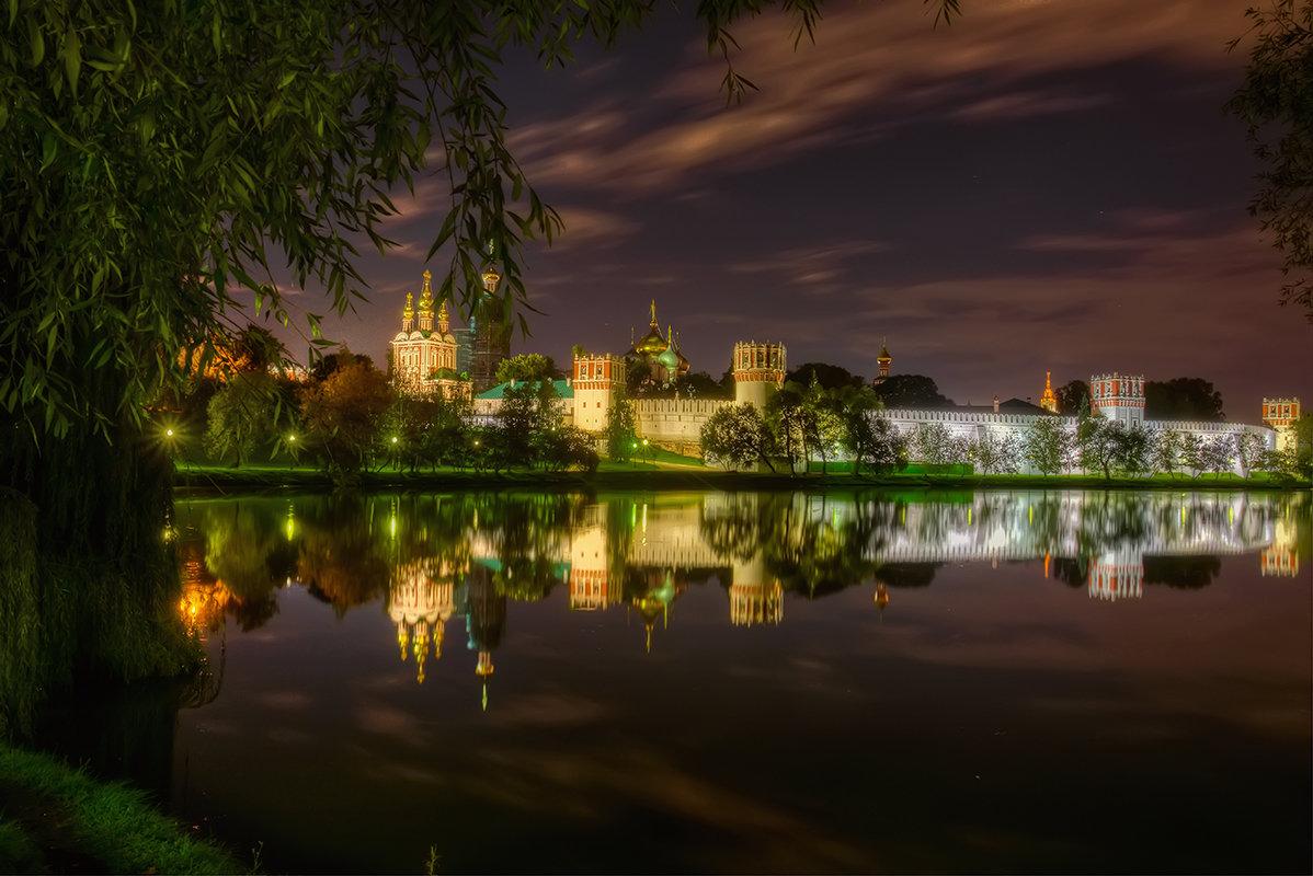 Новодевичий монастырь. Москва - Вячеслав Мишин
