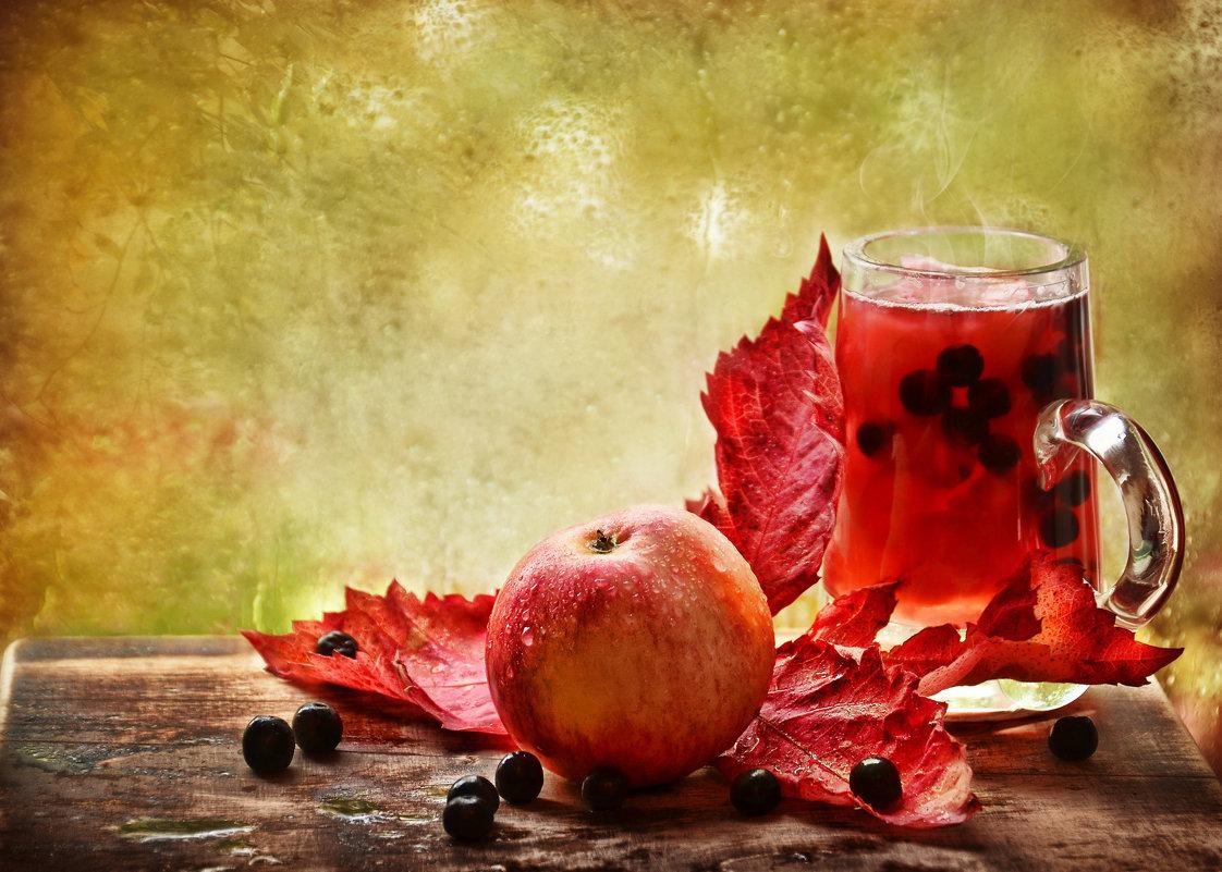 Осенний компот - горяченький - Ольга