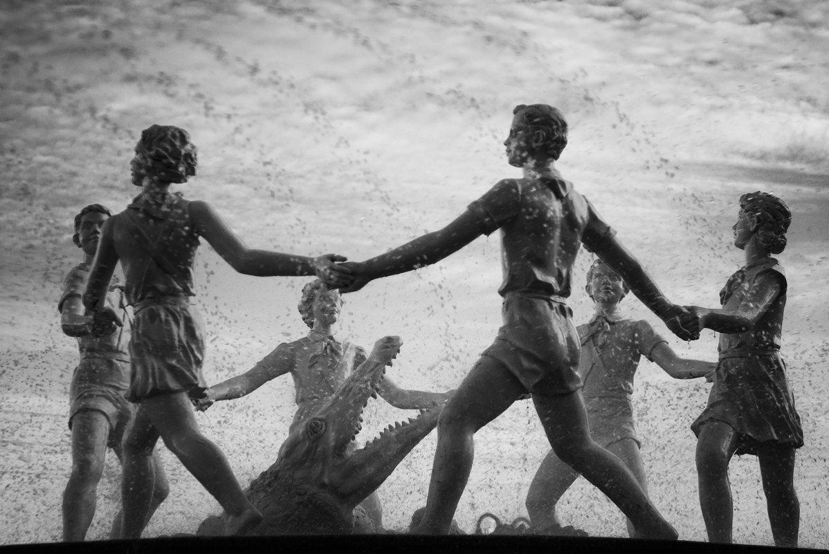 танцующие дети - Дмитрий Барабанщиков