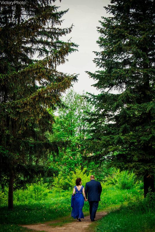 таинственный лес - Виктория Левина