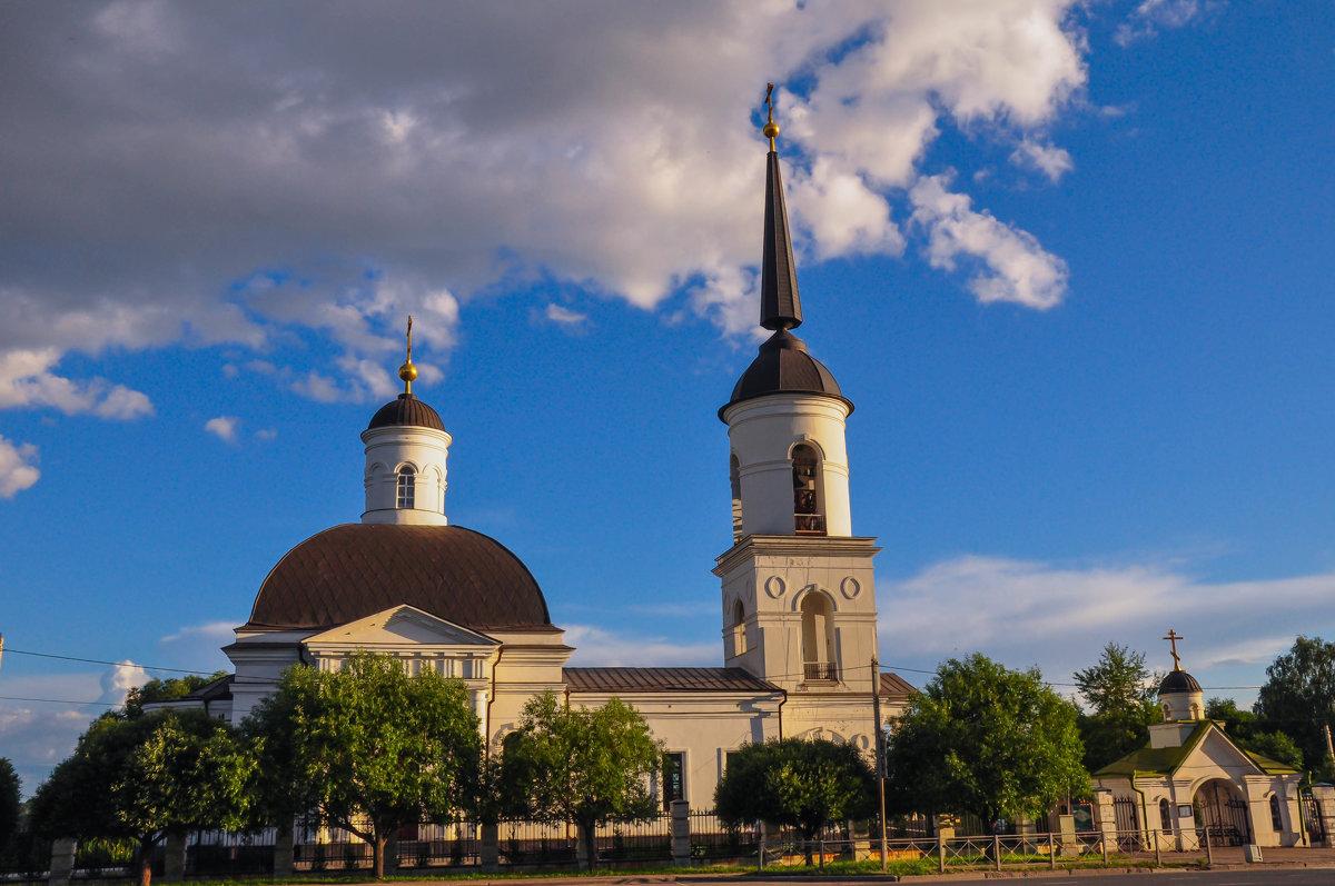 Собор в Череповце - Сергей Тагиров