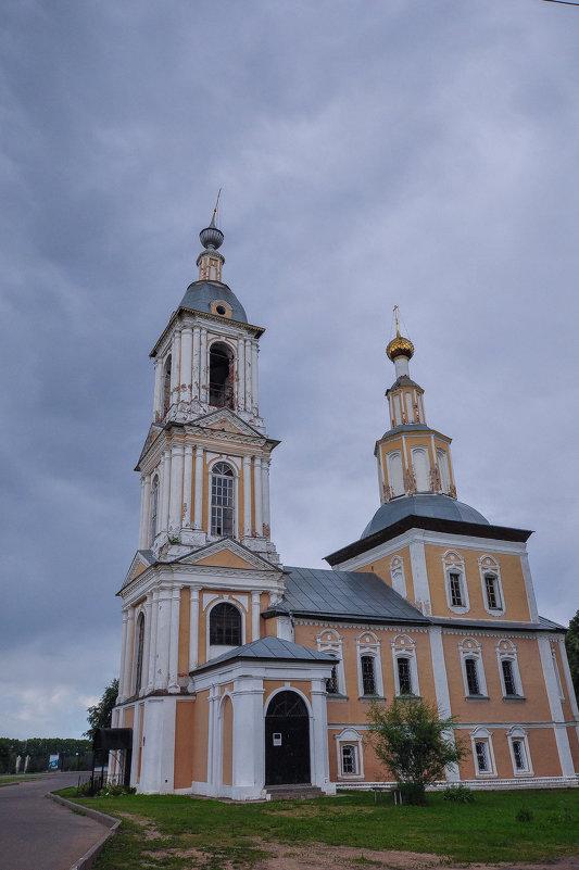 Церковь в Угличе - Сергей Тагиров
