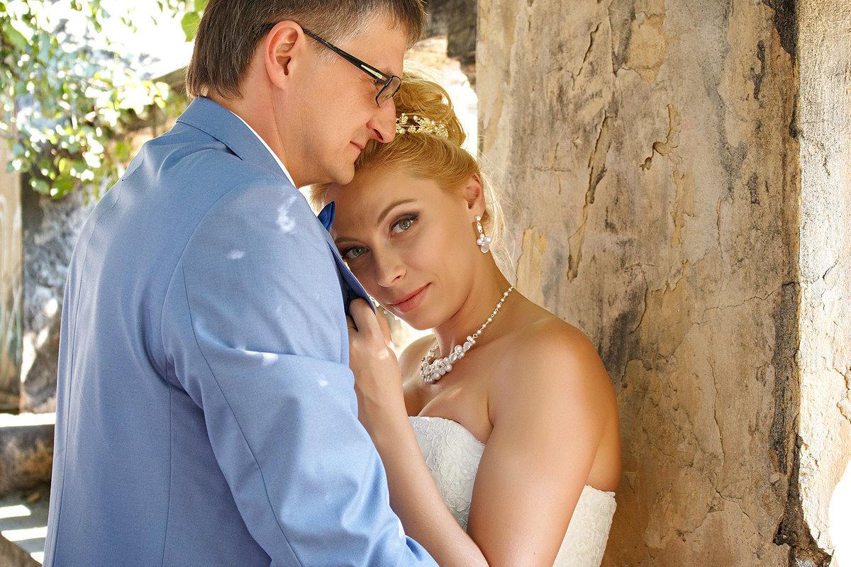 Моя любовь, моё счастье...Евгения & Александр - Вероника Пастухова