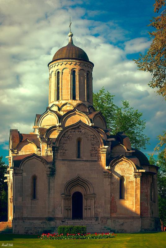 Спасский собор.Храм расписанный Андреем Рублёвым - Alent Vink