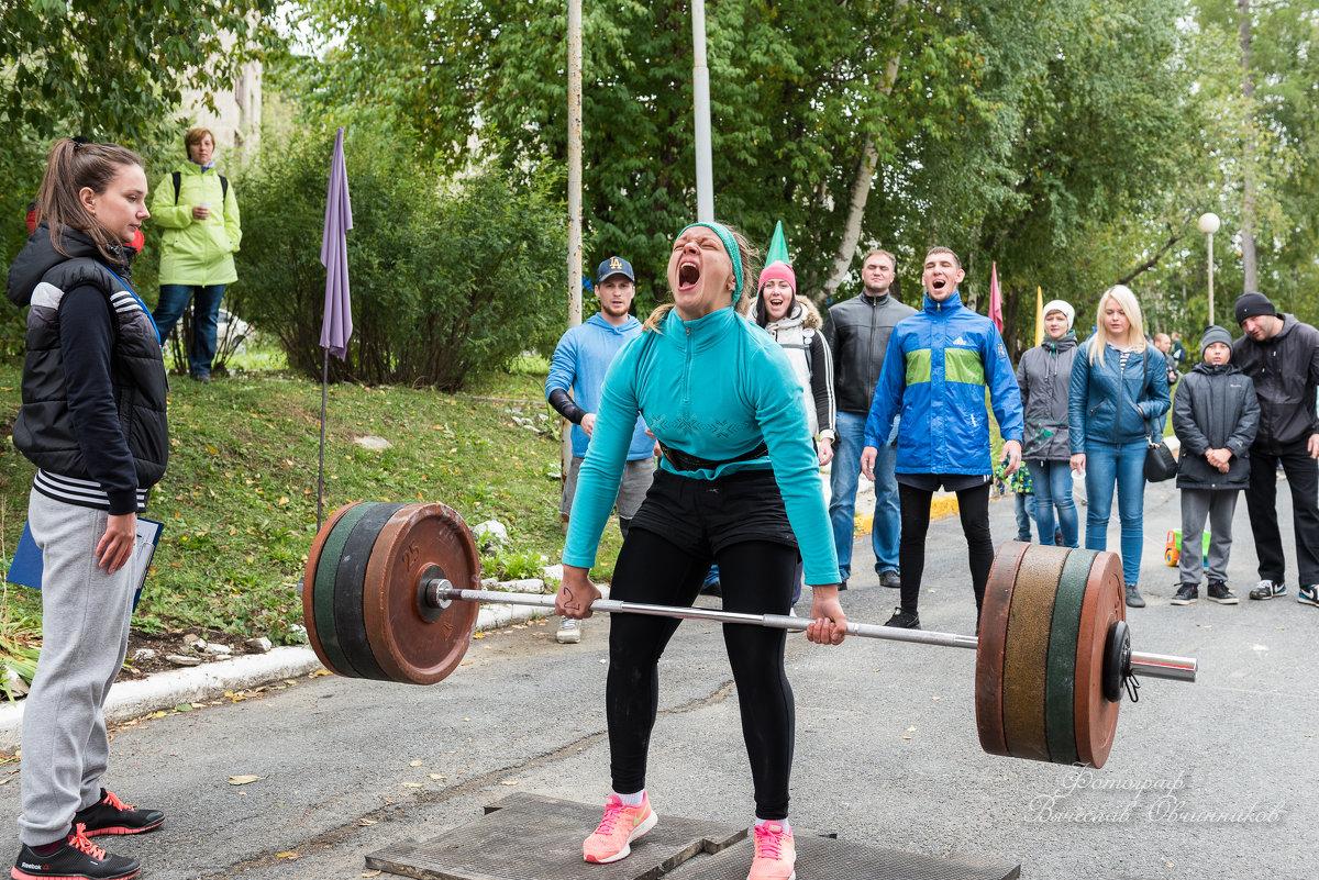 CrossFit - Вячеслав Овчинников