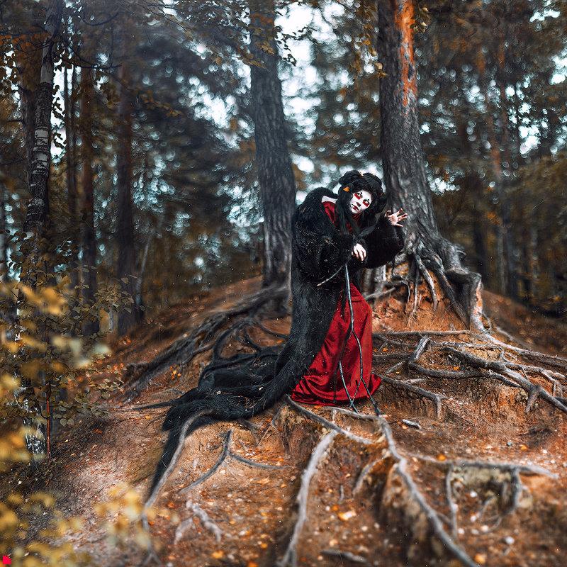 Ведьма - Ежъ Осипов