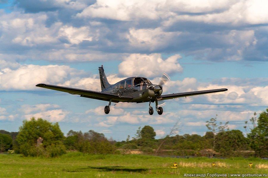 Piper PA-28-151 Cherokee Warrior - Александр Горбунов