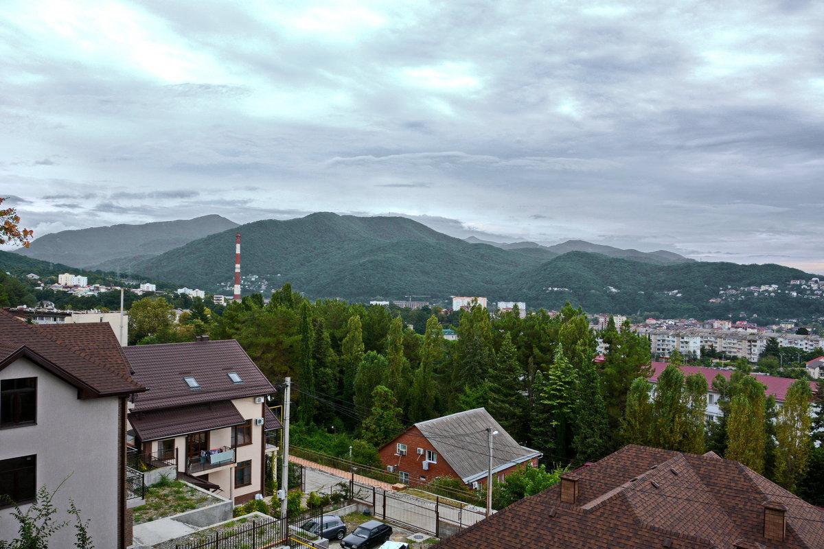 горы - Сергей