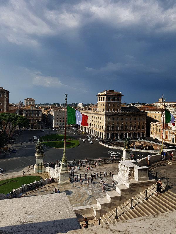 В Риме - сергей адольфович