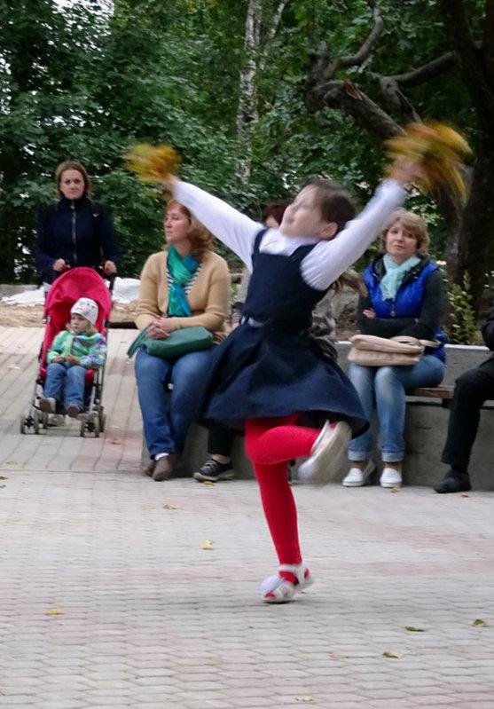 Танец для всех - Елена Смирнова