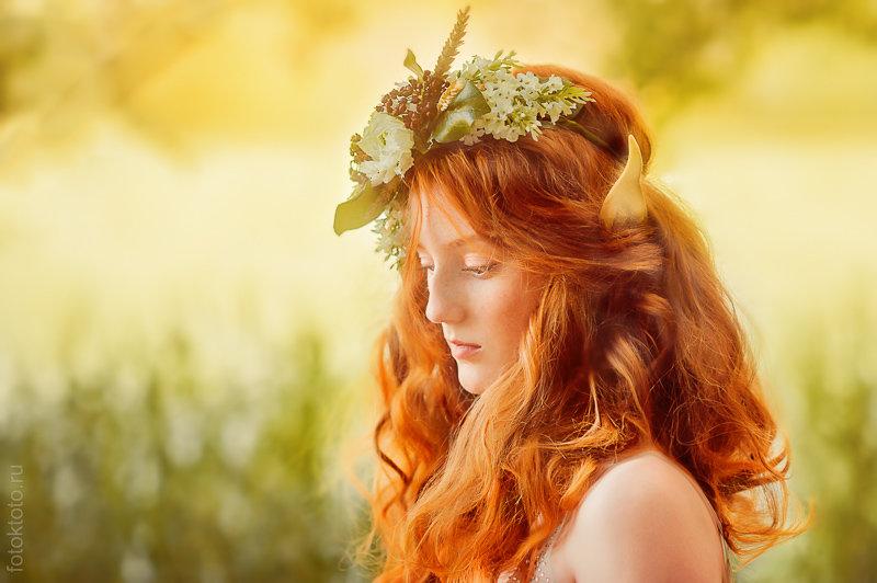 Добрая эльфийская сказка - Светлана Fotoktoto