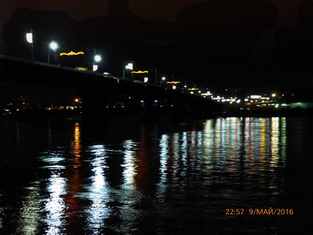 Ночная радуга бликов - Ivanova
