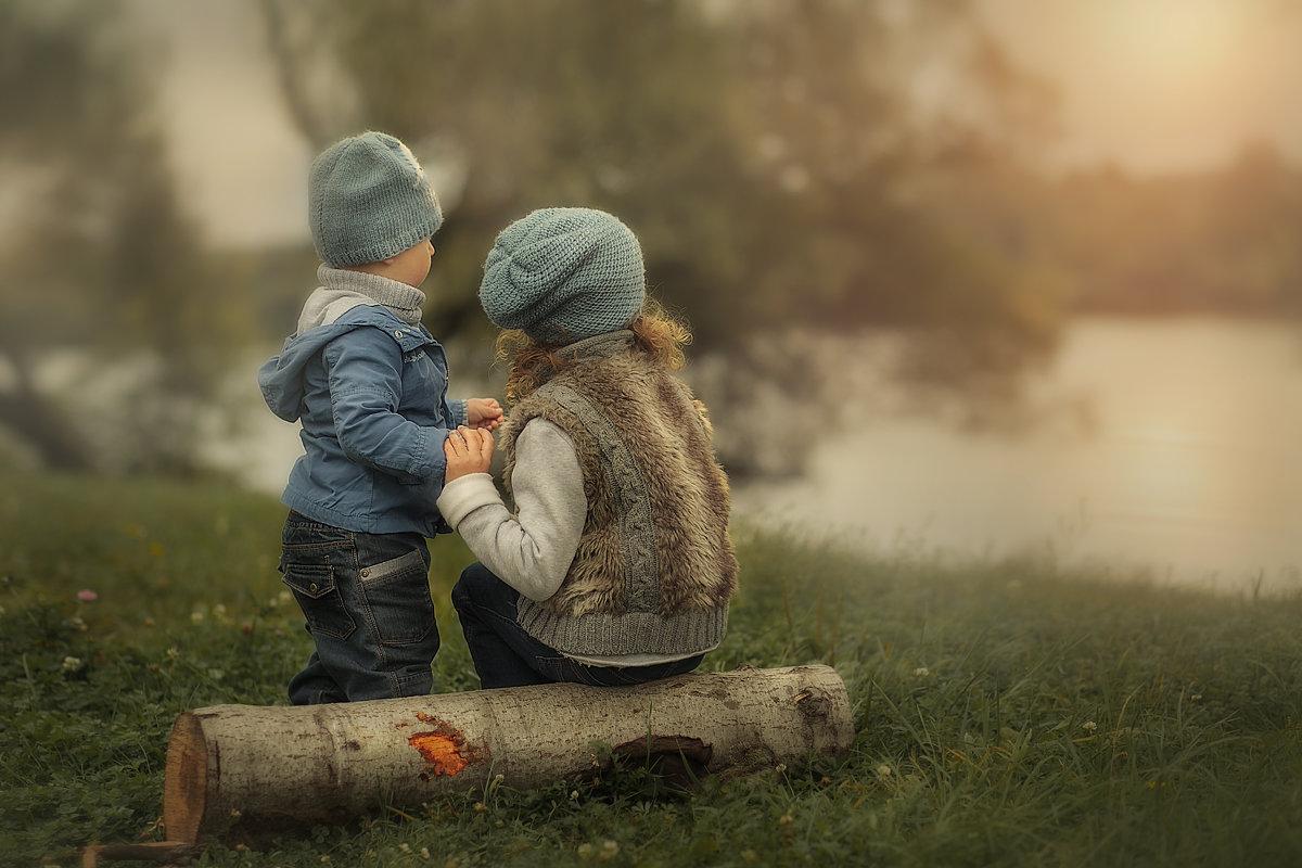 Сестра и брат - Anna Lipatova