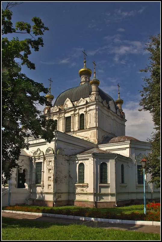 Собор Благовещения Пресвятой Богородицы в Гжатске, 1897-1900 - Дмитрий Анцыферов