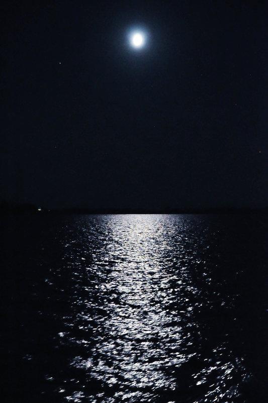 Лунная дорожка на Волге - Сергей Тагиров