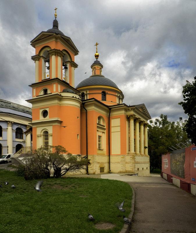 Храм великомученицы Варвары - Александр Шурпаков