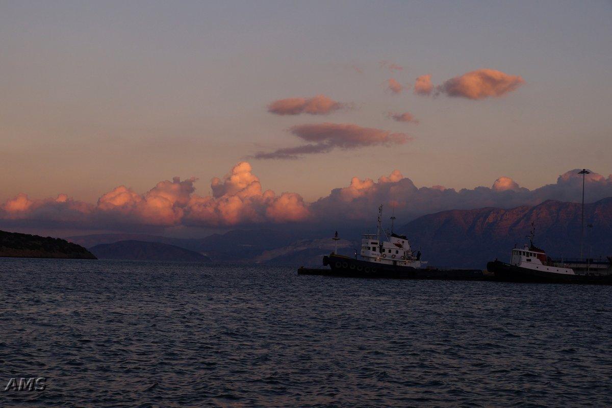 Вечер на Крите - kolyeretka