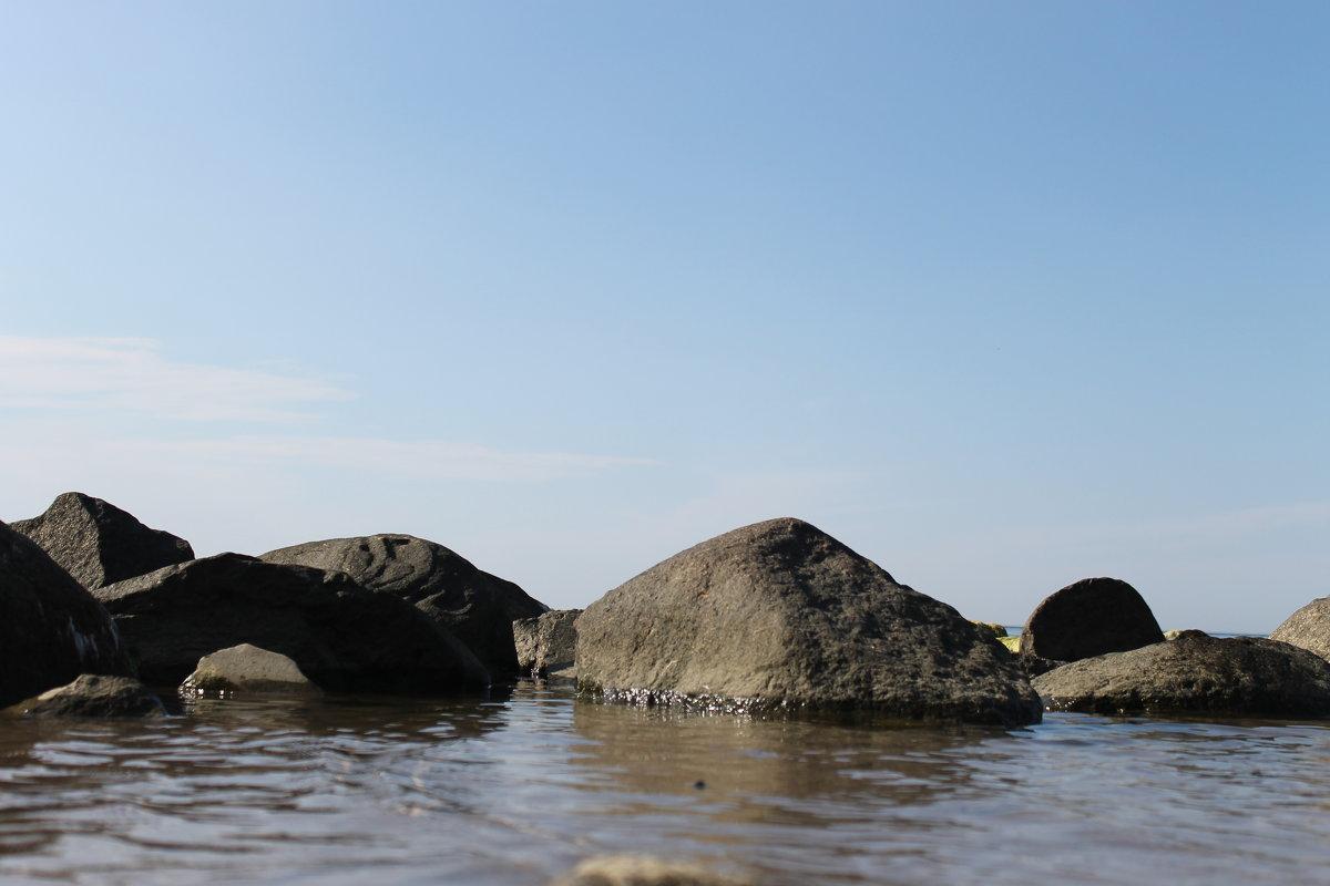 Море и горы - Евгения Коркунова