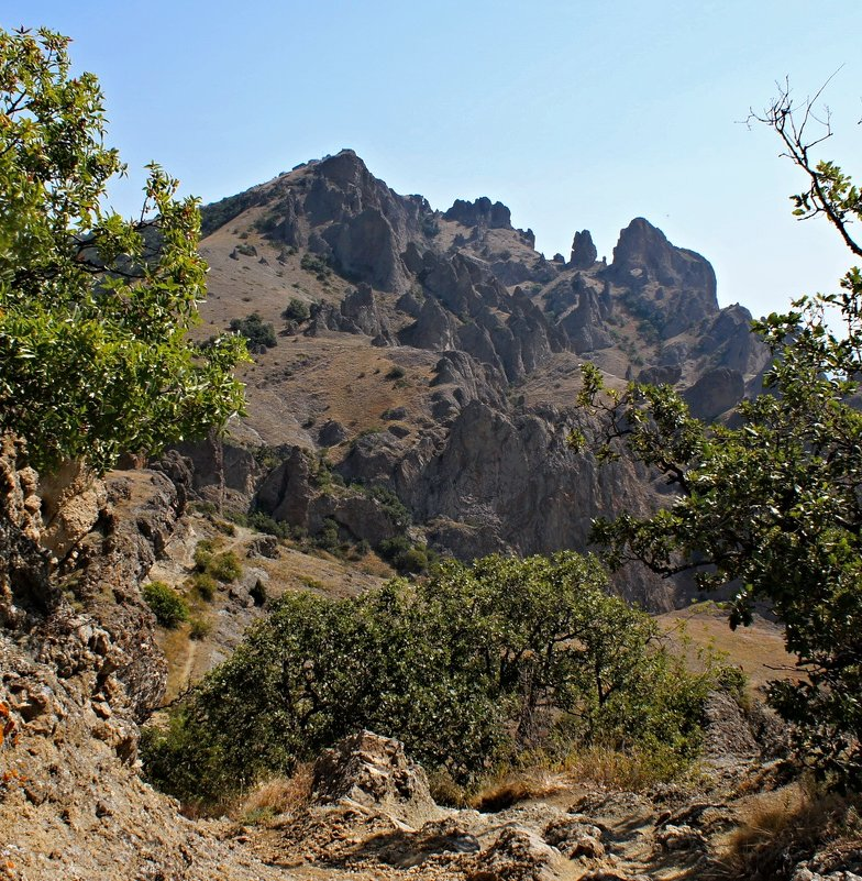 На вершине Кара-Даг - владимир