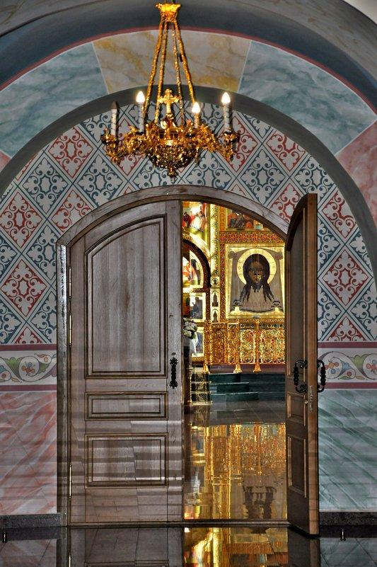 В храм - Иван Владимирович Карташов
