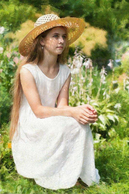 БлагоДарю тебя, Природа, что пригласила, позвала! - Ирина Данилова