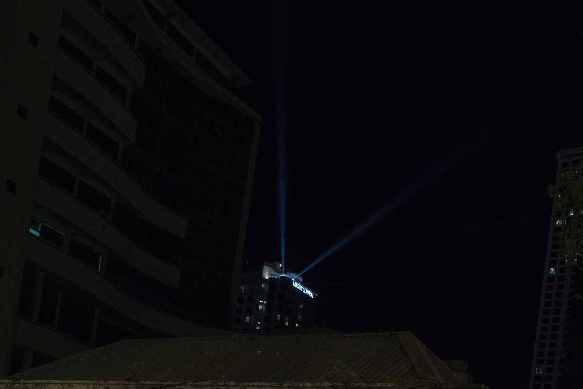 На улицах ночного Нячанга. - Виктор Куприянов