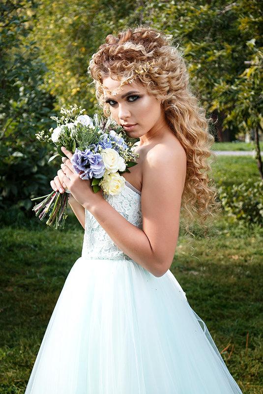 Загадочная невеста Алина - Вероника Пастухова