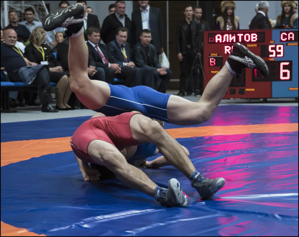 Финальная схватка - Алексей Патлах