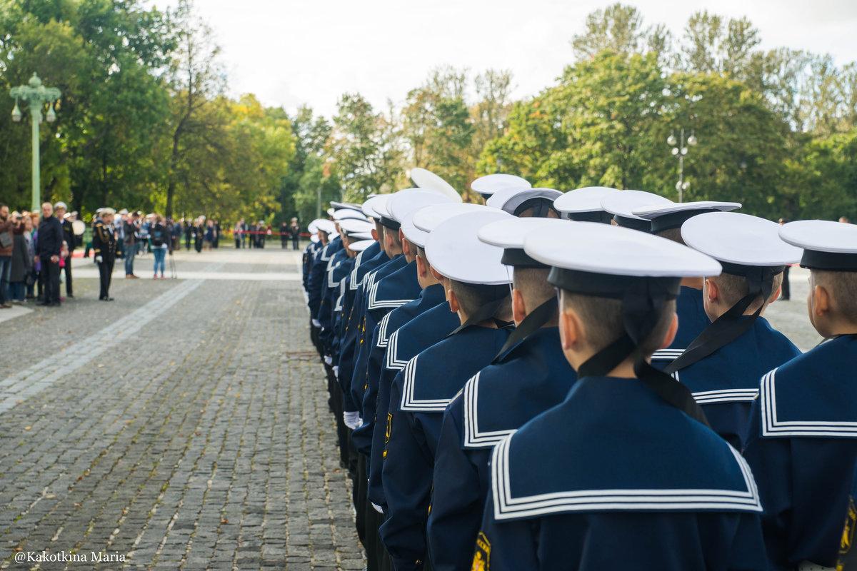 Посвящение в кадеты - Мария Какоткина
