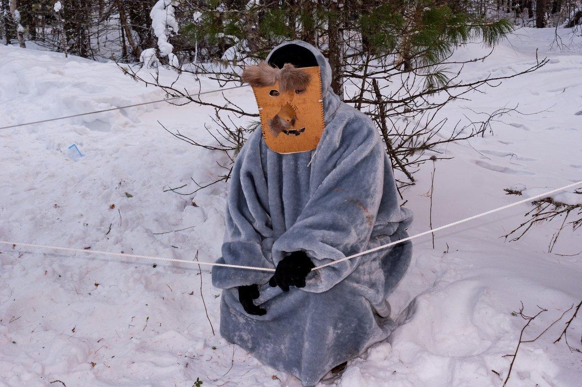 Лесной дух готовит западню - Дмитрий Сиялов
