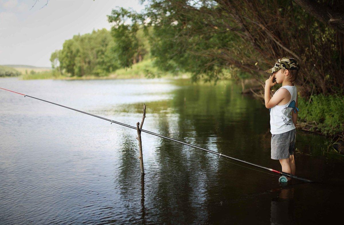 На рыбалке - Марат Валеев