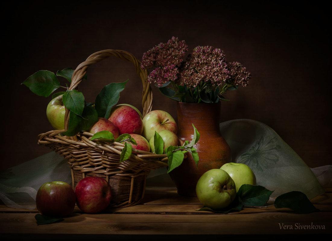 Яблоки 2 - Вера