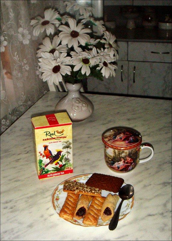 Приглашение к утреннему чаю - Нина Корешкова