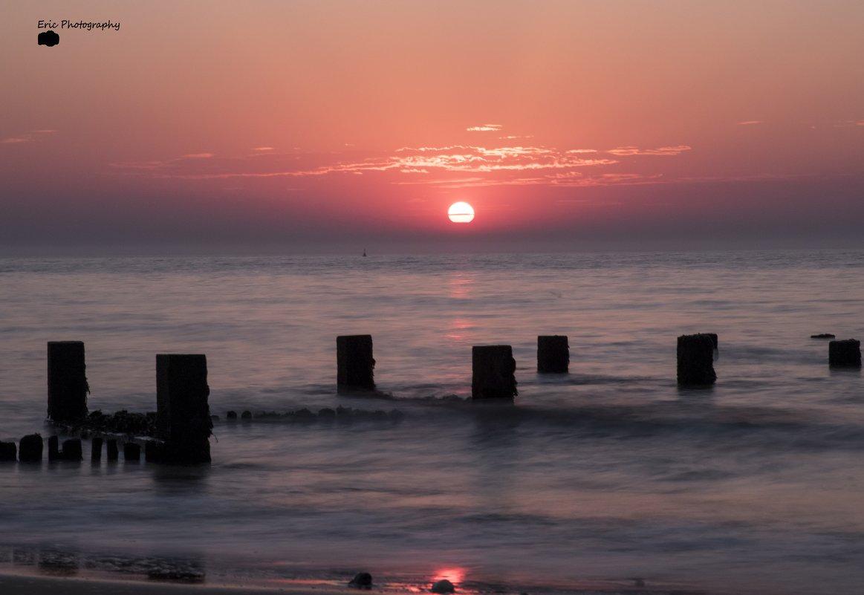 Солнечный закат - Эрик