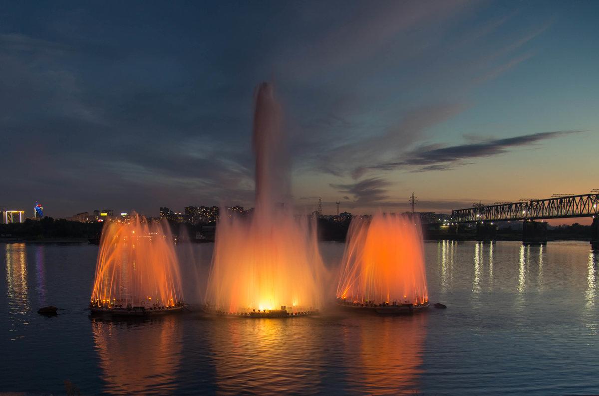 Вода, свет и музыка - cfysx