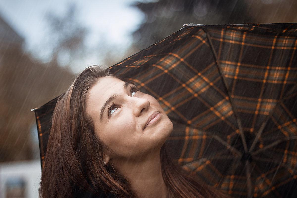 Вариации с дождем - Ольга Белёва