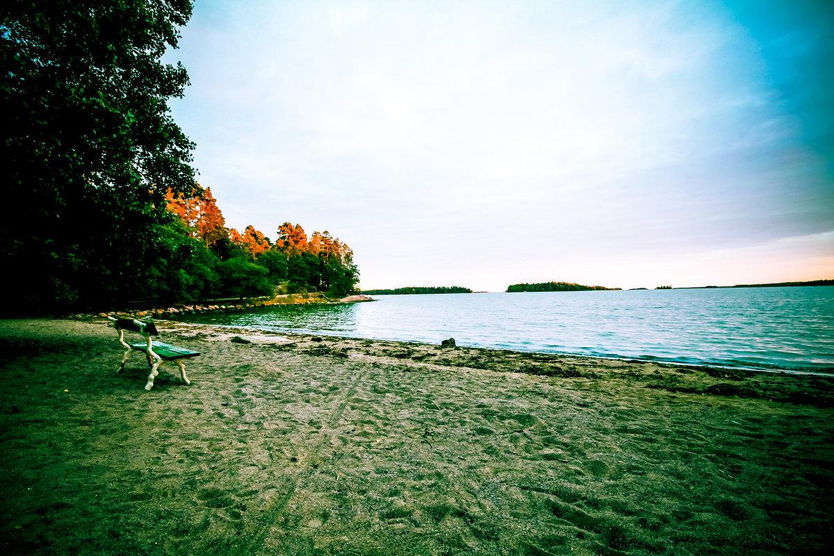 Пляж - Aleksey Nes