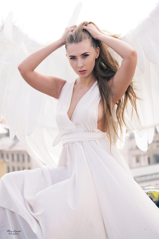 Ангелы в городе - Мария Логовик