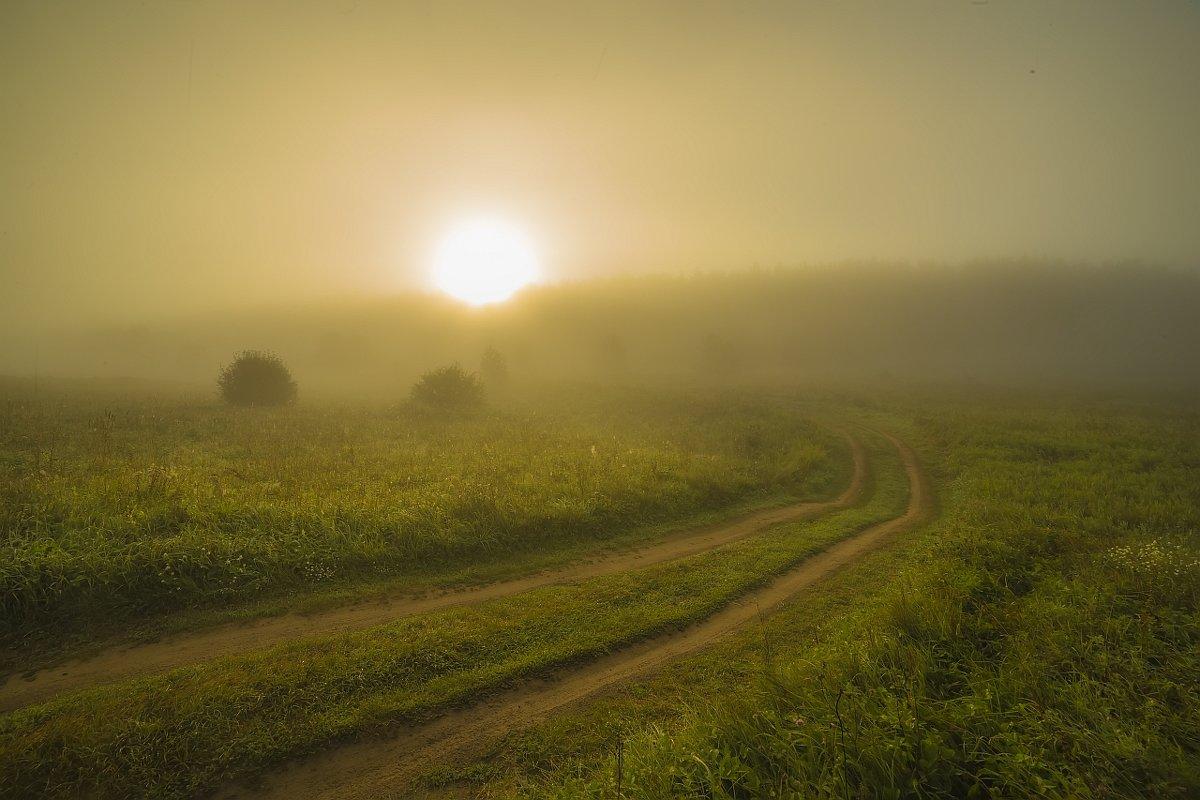 утро туманное... - Андрей Иванов