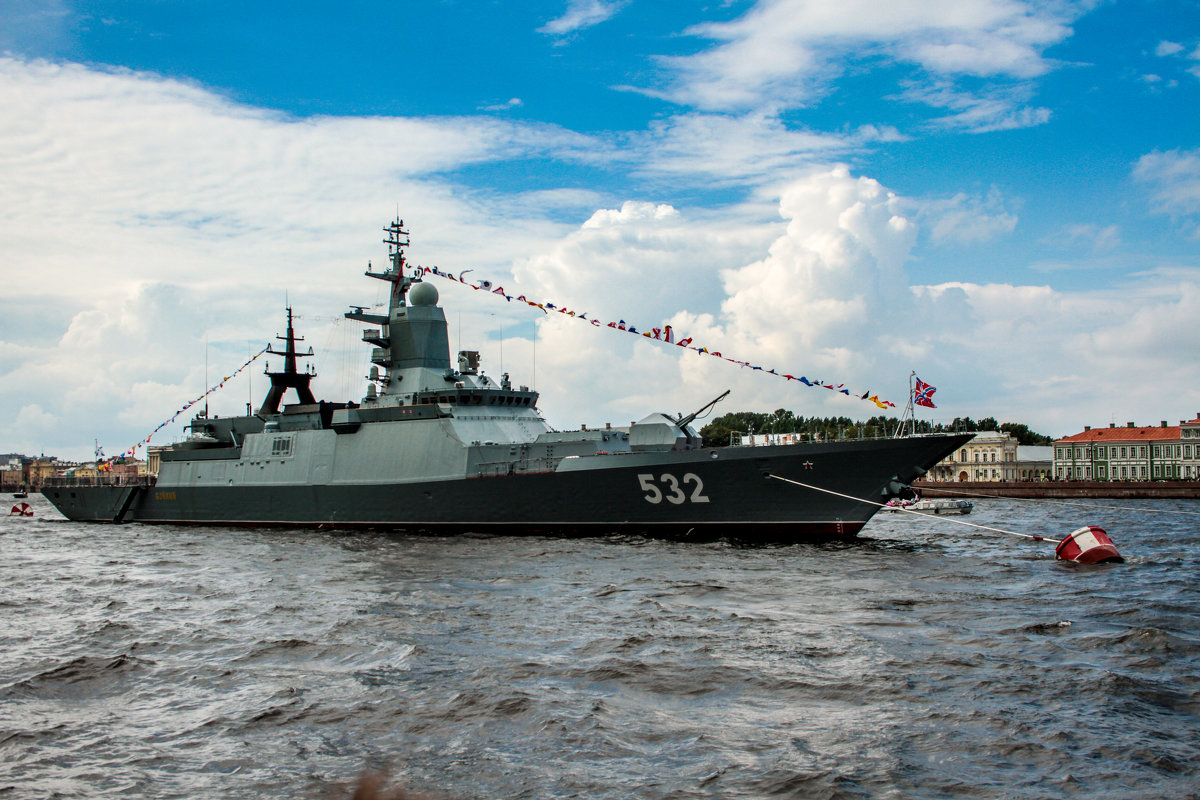 ДЕНЬ ВМФ  В САНКТ-ПЕТЕРБУРГЕ 31 ИЮЛЯ 2016 ГОДА - Андрей Катаев