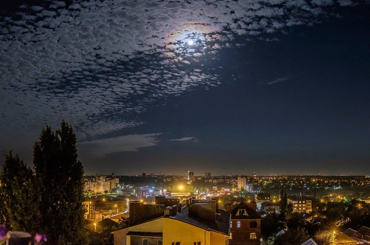 Ночные облака - Александр Гапоненко