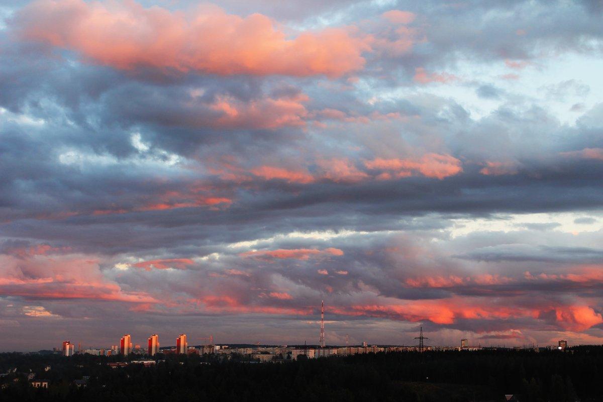 Закатные облака - Avada Kedavra!