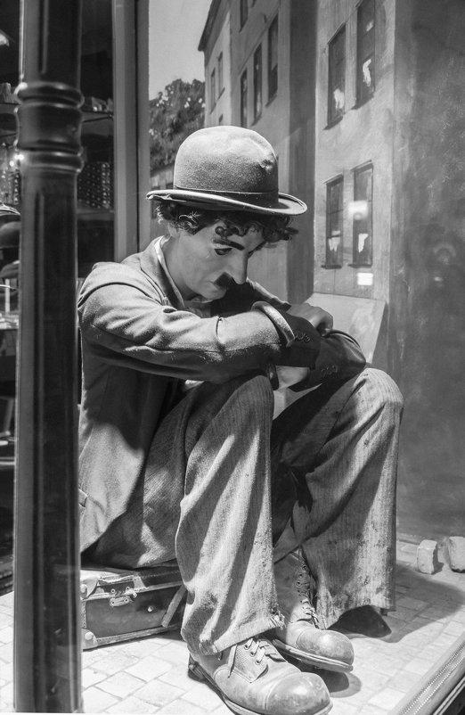 Charlie Chaplin - Алина Ванага